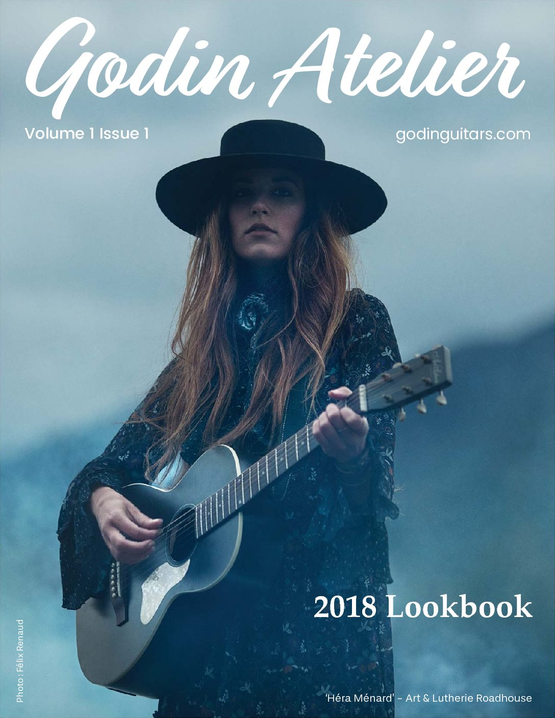 godin atelier lookbook volume 1